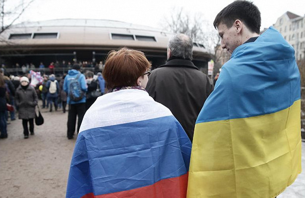 ВКремле напомнили, чтоУкраина является частью русского мира