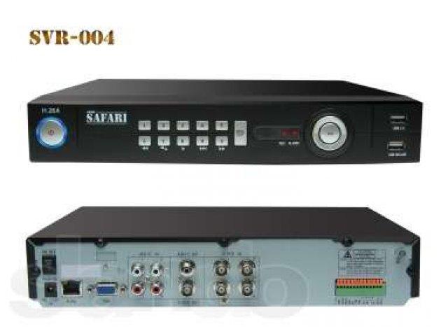 Цифровые видеорегистраторы 4 канальные