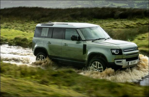 957a0fe88c8c6404ed209c3257fbfead - Land Rover Defender существенно обновился