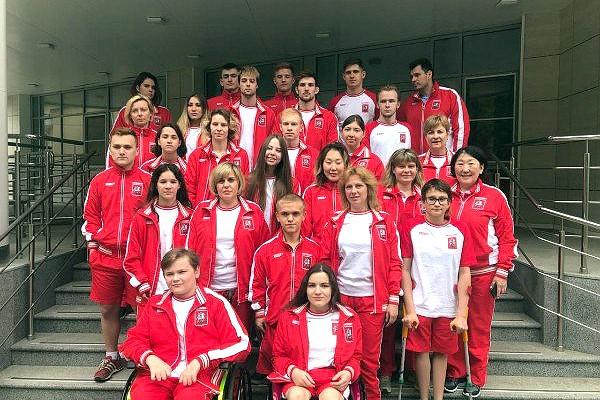 Студенты изИзмайлова завоевали 10золотых медалей среди спортсменов сПОДА
