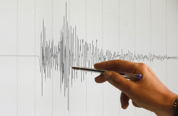 ВКузбассе произошло землетрясение магнитудой 4,8