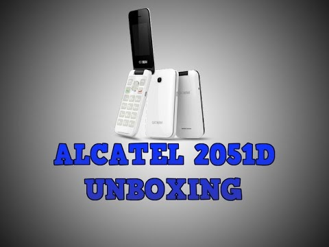 Alcatel 2051x user manual