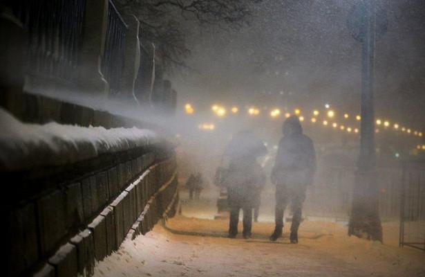 Вновогоднюю ночь придут 40-градусные морозы иоттепель