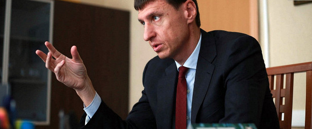 Рязанский бизнес-омбудсмен Пронин взял наконтроль ситуацию спожаром вТЦ
