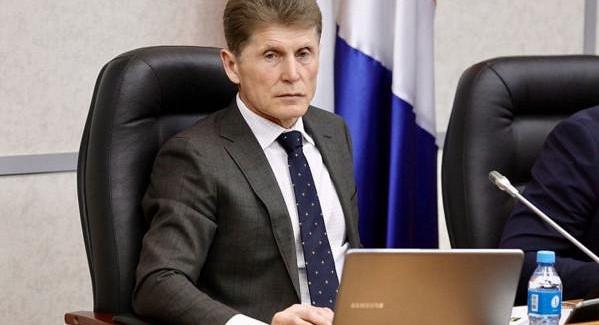 Олег Кожемяко стал самым влиятельным губернатором Дальнего Востока