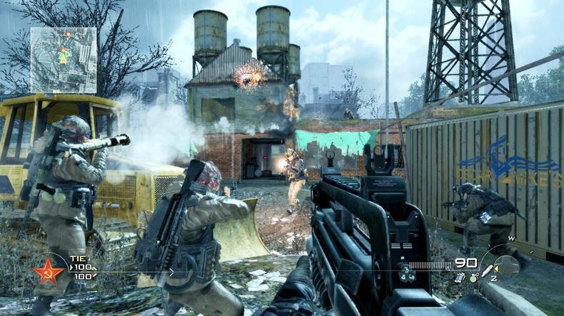 ll of duty modern warfare 2 skidrow crack only