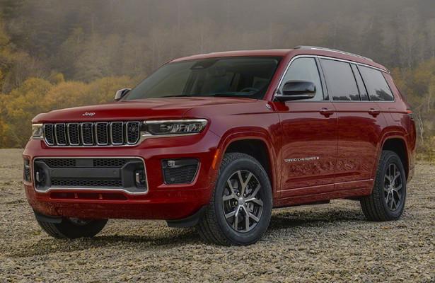 Новый Grand Cherokee вышел втрехрядной версии