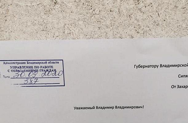 Известный московский блогер обратился кгубернатору Владимирской области