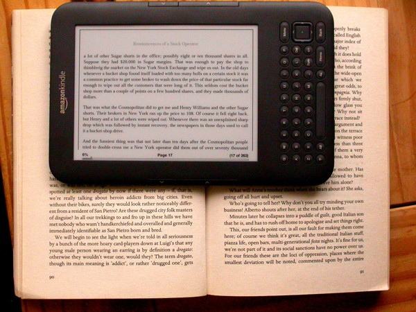 Kindle for PC - Free download and software reviews
