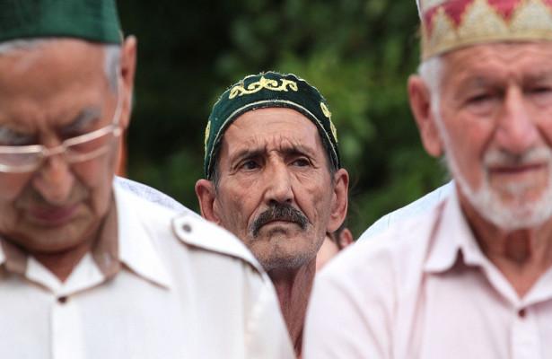 Крымские татары разоблачили ложь Киева обихжизни