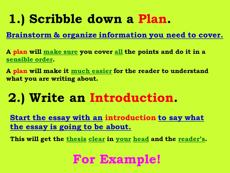 Essay Tips: How to Write an Expository Essay