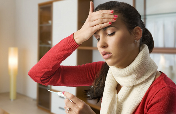Отчего может расти температура, кроме гриппа иОРВИ
