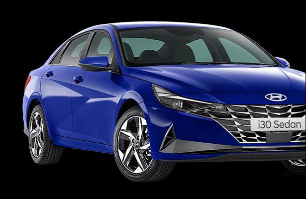 Hyundai i30: альтернативный рестайлинг иседан