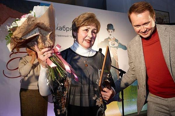 Актрисе изМичуринского театра вручили премию «Признание»
