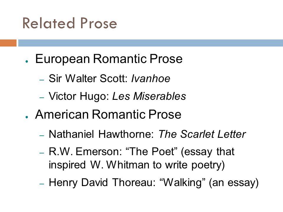 Write my thoreau essay walking