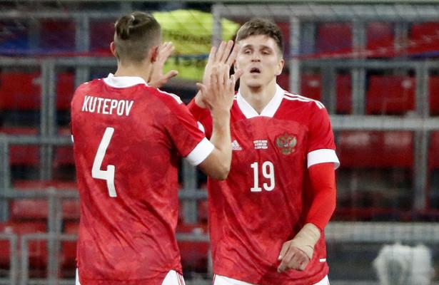 Соболев отличился забитым мячом вдебютном матче засборную России
