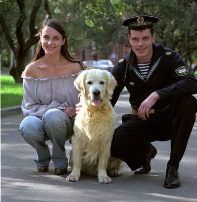 актёр илья алексеев и его жена фото