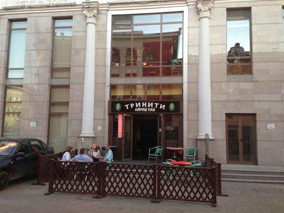 Ресторан Trinity - фотография 13