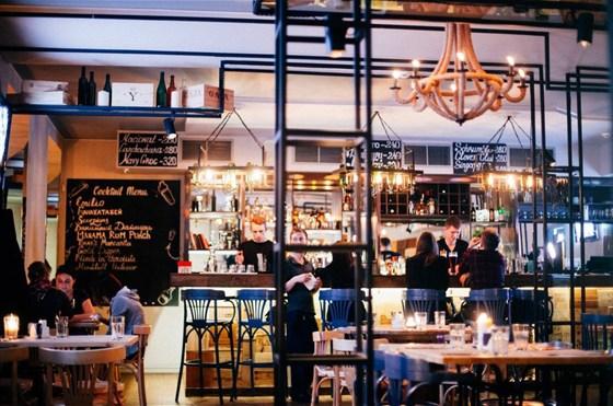 Ресторан The Five Points - фотография 11