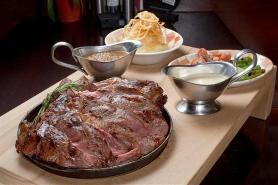 Ресторан Bar & Grill - фотография 4