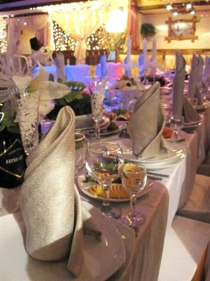 Ресторан Райская трапеза - фотография 13 - Свадьбы на заказ