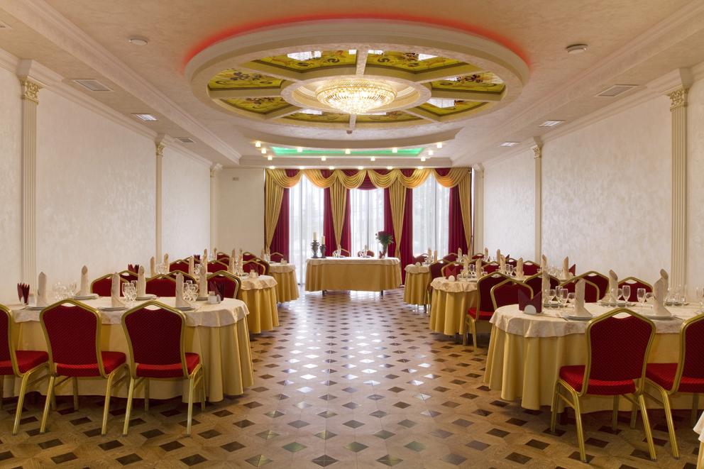 Ресторан New Moscow - фотография 1