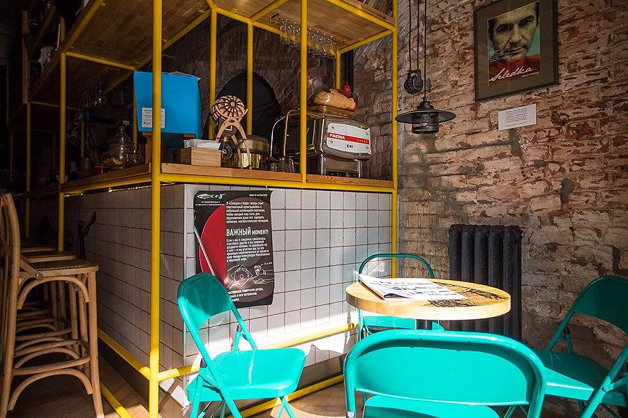 Ресторан Селедка и кофе - фотография 1