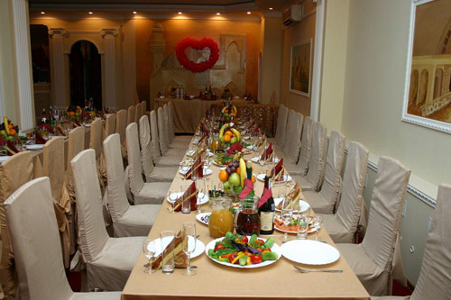 Ресторан Хазар - фотография 2