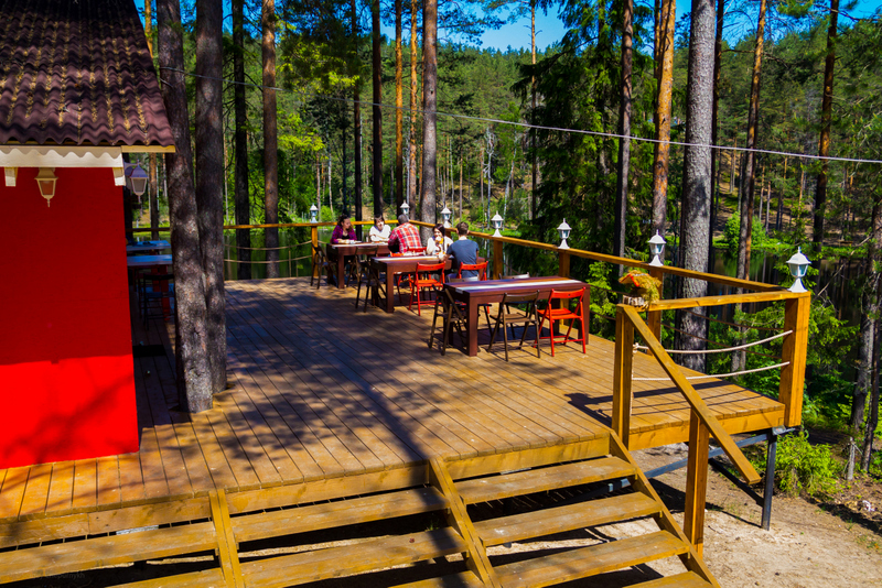 Ресторан Flank Grill & BBQ - фотография 6