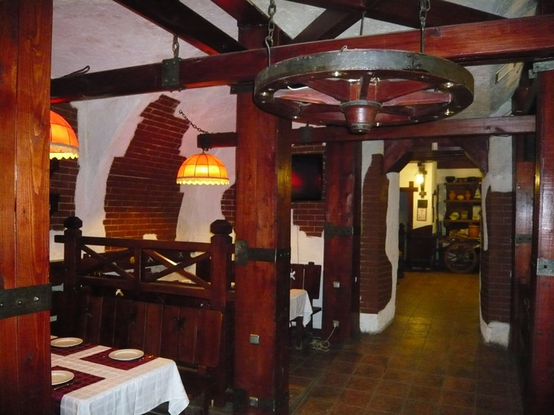 Ресторан Старая телега - фотография 7