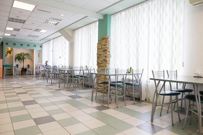 Ресторан Девятое небо - фотография 1