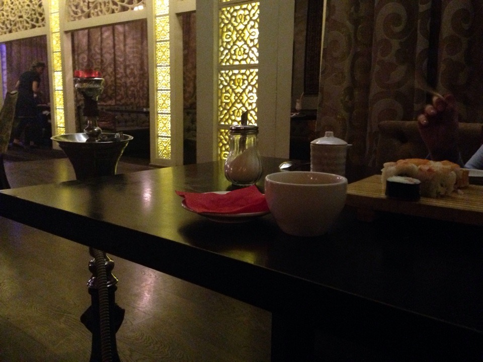 Ресторан Mama Asia - фотография 4