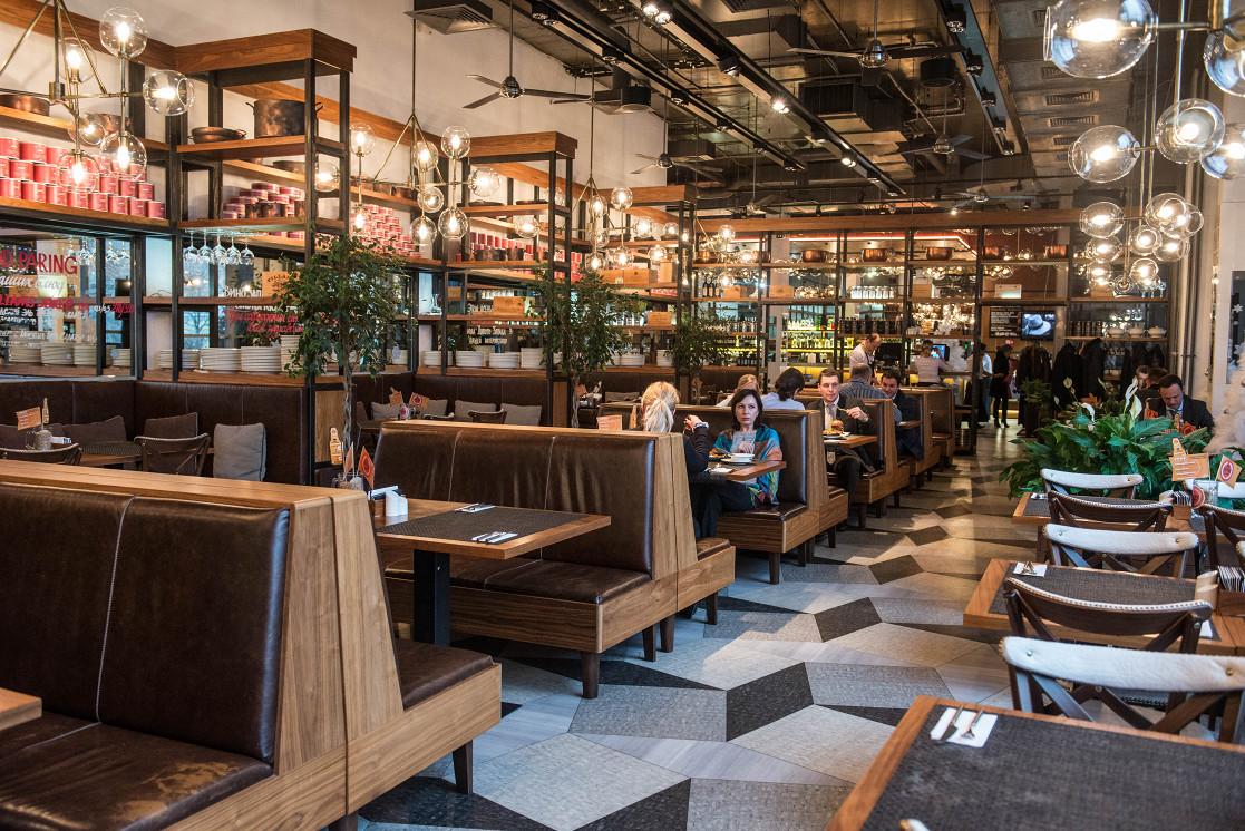 Ресторан Black Market - фотография 3