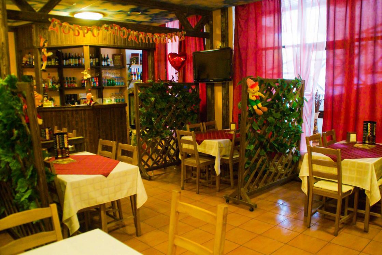 Ресторан Золотой ключик - фотография 4