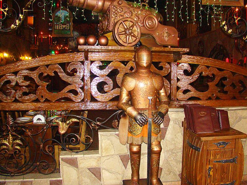 Ресторан Старый замок - фотография 5