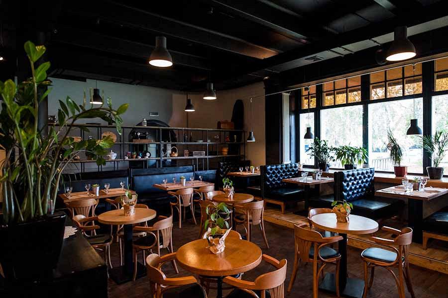Ресторан Винвуд - фотография 6