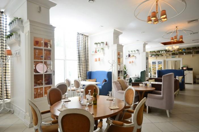 Ресторан Baguette - фотография 1