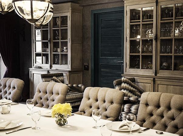 Ресторан Бабель - фотография 26