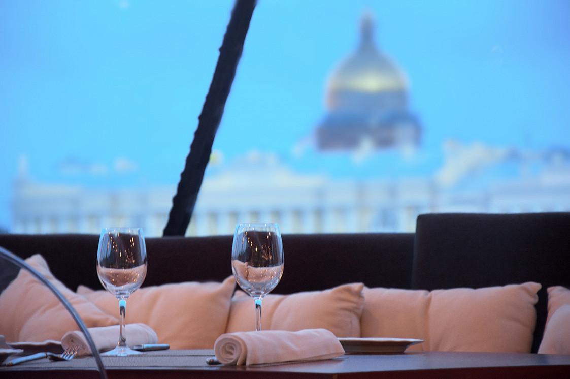 Ресторан River Lounge - фотография 2