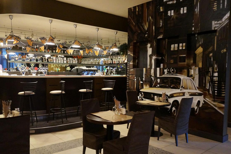Ресторан Детектив - фотография 3