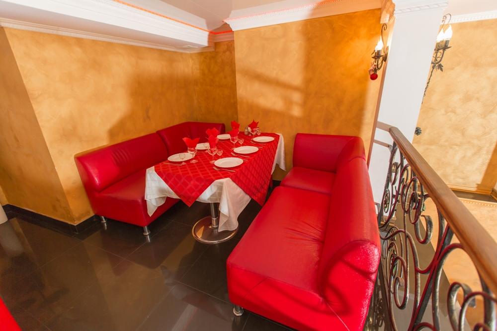 Ресторан Оазис - фотография 6
