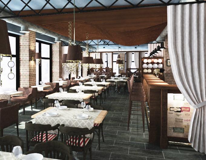 Ресторан Ингрид - фотография 2