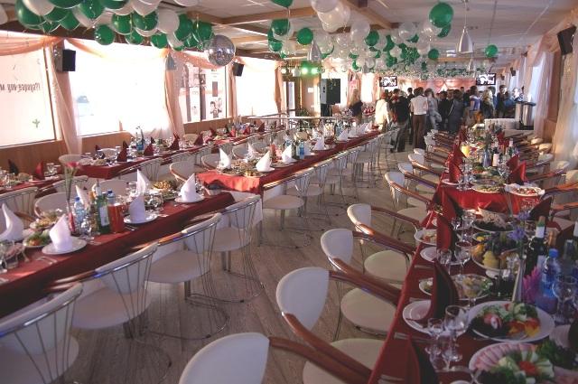 Ресторан Теплоход «Санта Мария» - фотография 8