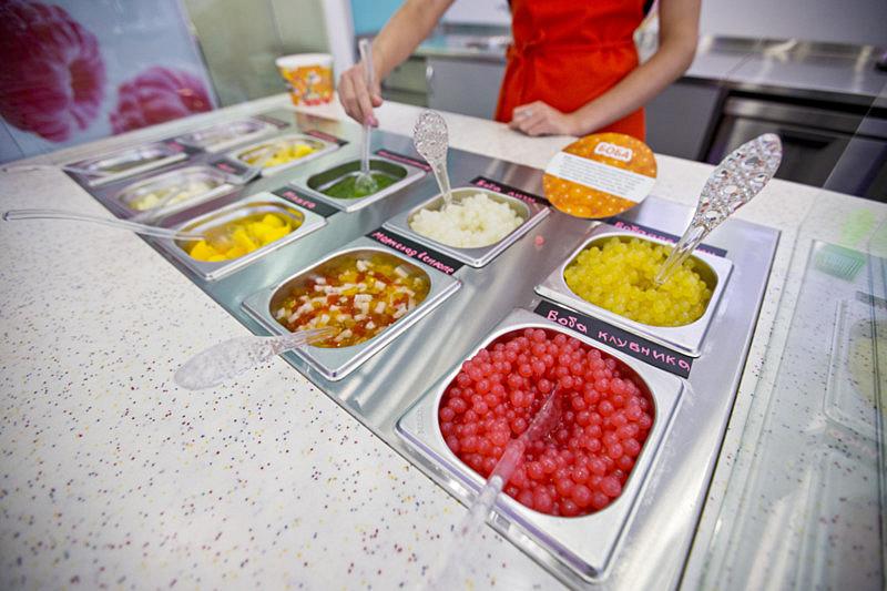 Ресторан Tutti Frutti Frozen Yogurt - фотография 1