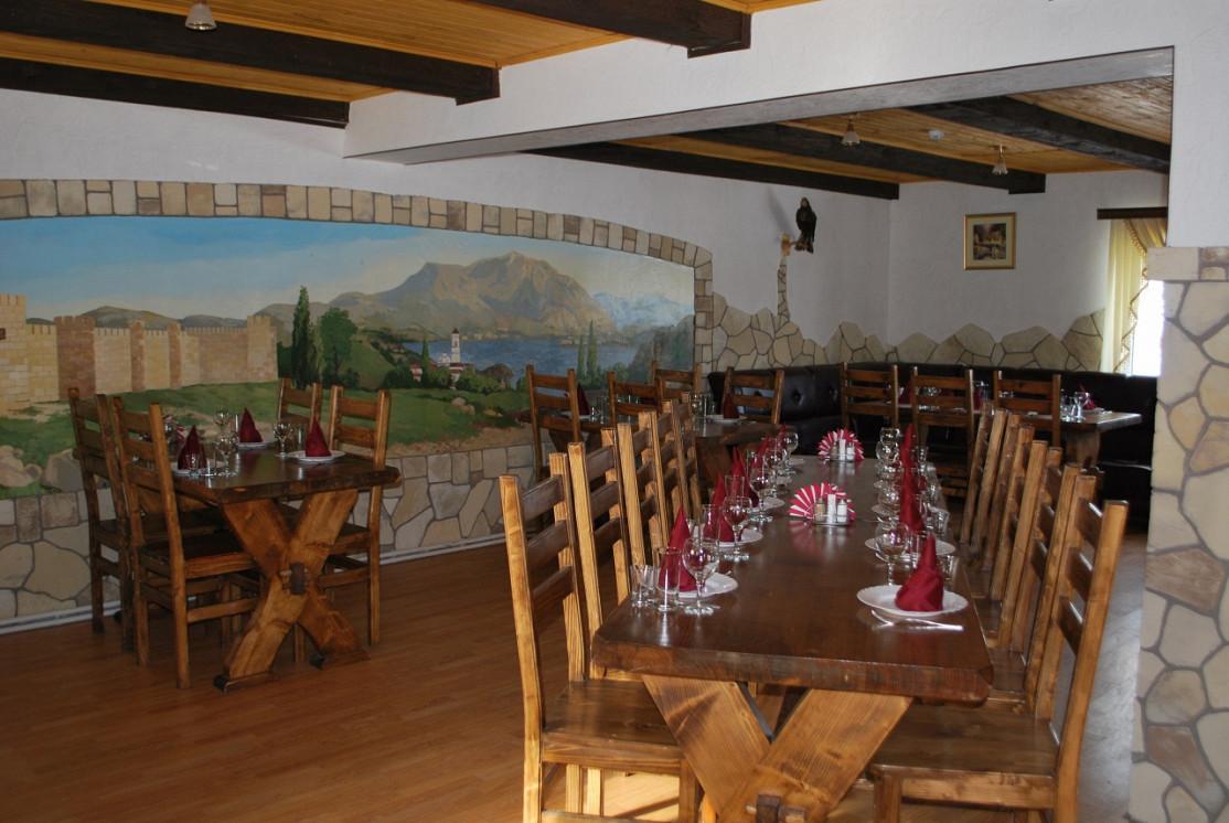 Ресторан 3-я пристань - фотография 6