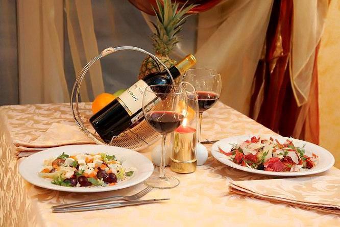 Романтический ужин двоих рецепты с фото