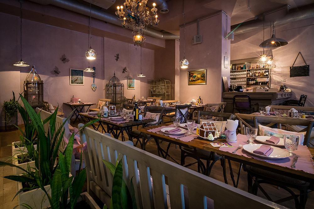 Ресторан Café de arts - фотография 10