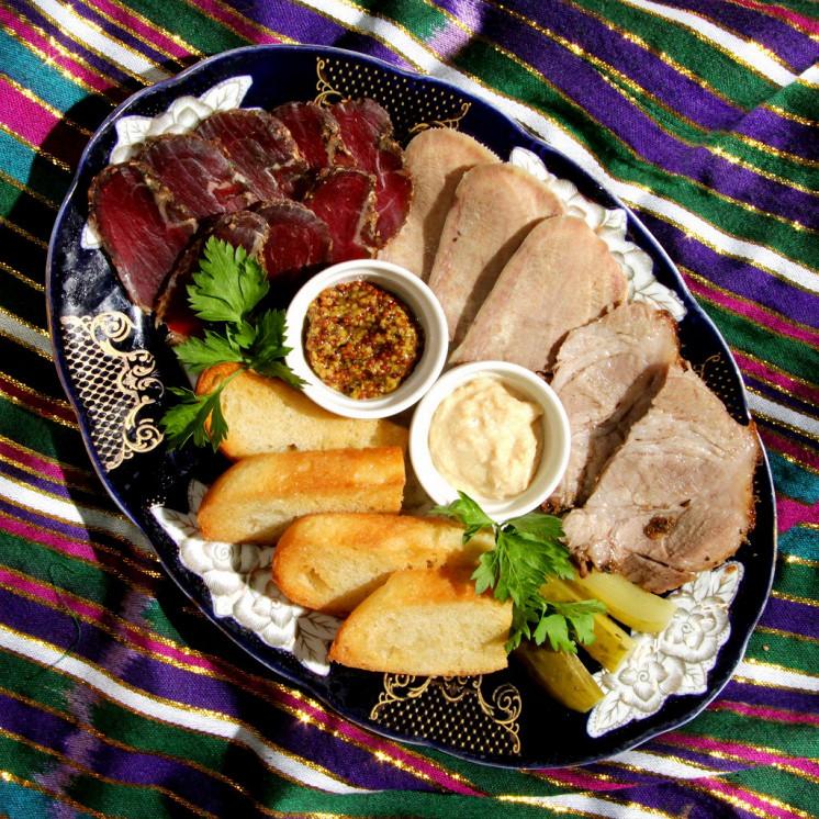Ресторан Заравшан - фотография 2