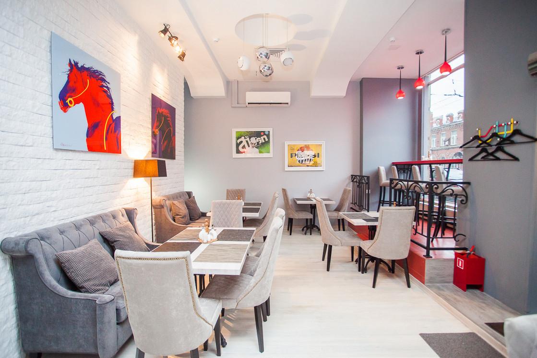 Ресторан Big Bite Café - фотография 1