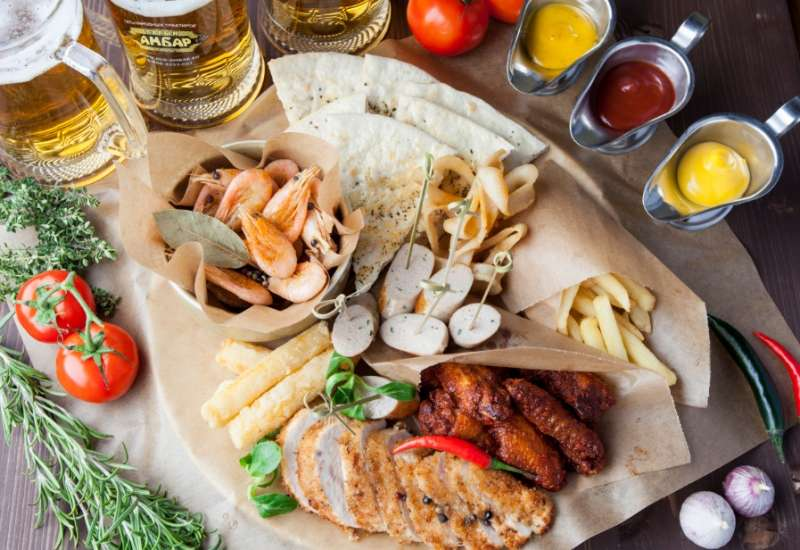 Ресторан Старый амбар - фотография 7